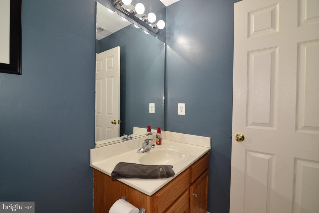 lower level bathroom - 1517 BROOKDALE CT, WINCHESTER