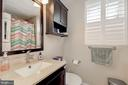 Remodeled bathroom - 4317 36TH ST S #A2, ARLINGTON
