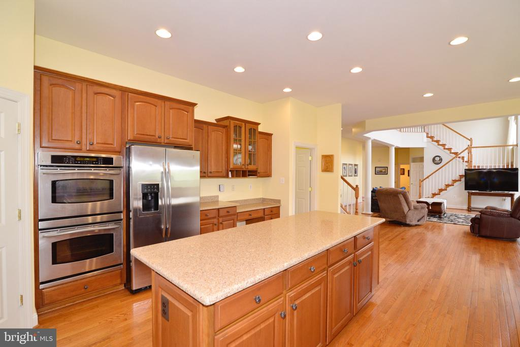 Double Ovens! - 1517 BROOKDALE CT, WINCHESTER