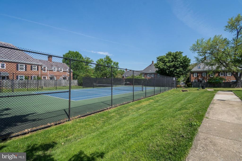 Tennis courts - 4317 36TH ST S #A2, ARLINGTON