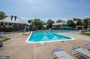 Beautiful community swimming pool - 4317 36TH ST S #A2, ARLINGTON