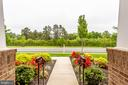 View from front porch - 42212 MADTURKEY RUN PL, CHANTILLY
