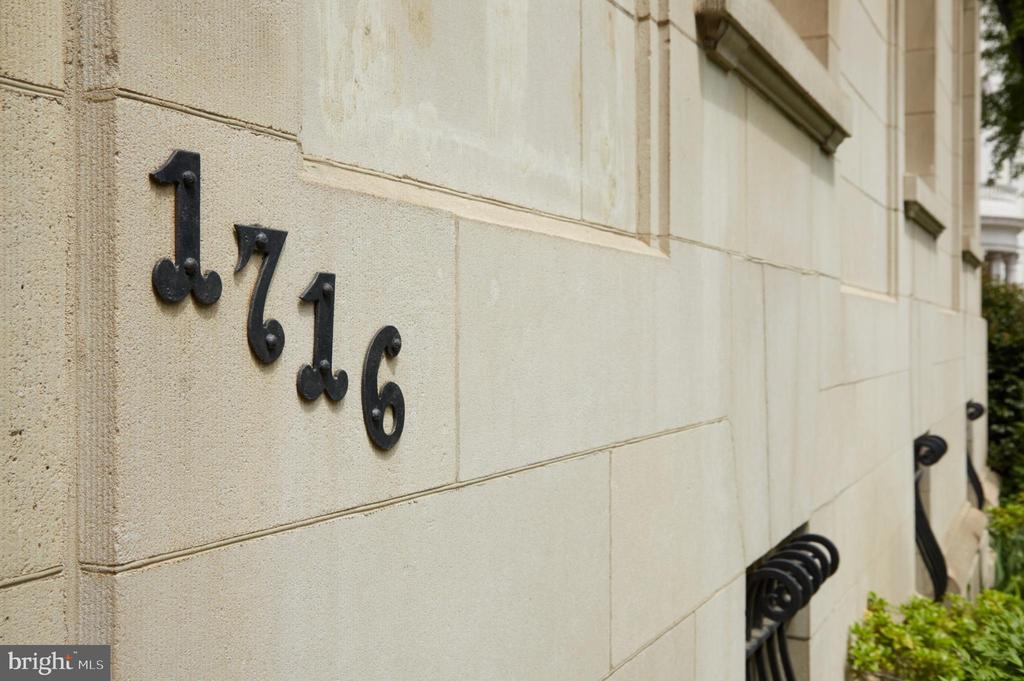 - 1716 NEW HAMPSHIRE AVE NW, WASHINGTON