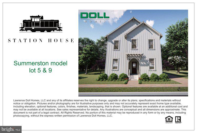 Summerston model - 01 JEFFERSON ST, HERNDON