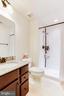 Full Bath on lower level - 42212 MADTURKEY RUN PL, CHANTILLY