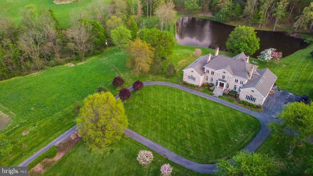 Fully Stocked Pond, Gorgeous and Private! - 36585 SAWMILL LN, PURCELLVILLE