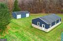 Two Barns with 5 Garage Bays, - 36585 SAWMILL LN, PURCELLVILLE