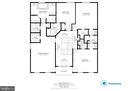 Upper Level Floorplan - 1904 MALLINSON WAY, ALEXANDRIA