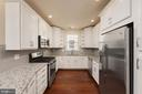 Tennyson Kitchen - 43021 GREGGSVILLE CHAPEL TER #107, ASHBURN