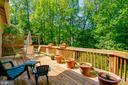 Enjoy Summer BBQ's or evening tea - 6109 GLEN OAKS CT, SPRINGFIELD