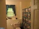 Lower level tub/shower full bath - 4021 LAKEVIEW PKWY, LOCUST GROVE