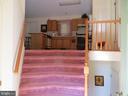 foyer fan stairwell in popular 1994 mauve - 4021 LAKEVIEW PKWY, LOCUST GROVE
