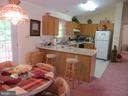 Dining & Kitchen ; Hall to Master - 4021 LAKEVIEW PKWY, LOCUST GROVE