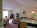 View into great room from kitchen - 4021 LAKEVIEW PKWY, LOCUST GROVE