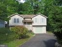 Asphalt Drive- Home sits back off the street - 4021 LAKEVIEW PKWY, LOCUST GROVE