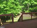 Back upper level deck - 4021 LAKEVIEW PKWY, LOCUST GROVE