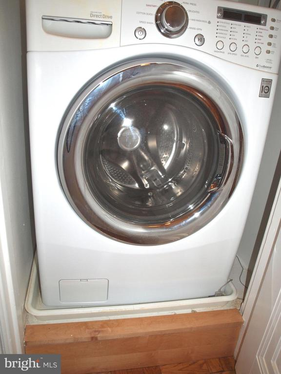 Washer dryer combination - 4000 CATHEDRAL AVE NW #806B, WASHINGTON