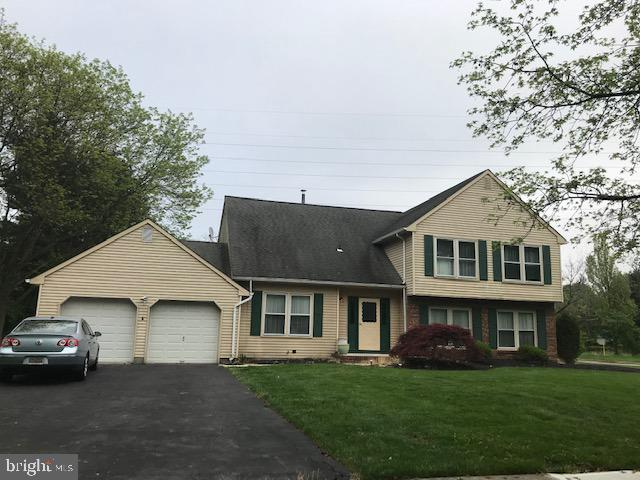 Single Family Home for Sale at West Windsor, New Jersey 08540 United States