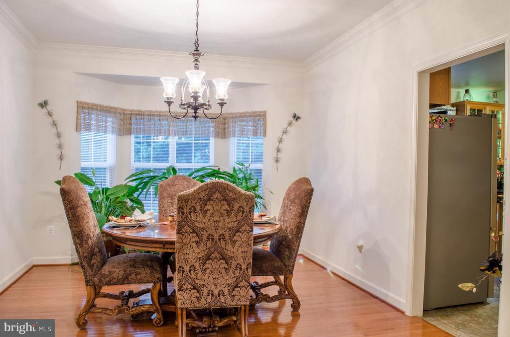 Formal Dining room - 1808 GREYSENS FERRY CT, POINT OF ROCKS
