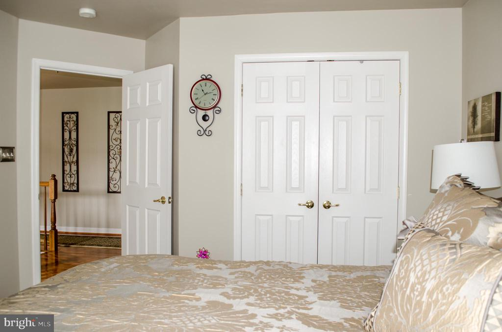 Large closets in secondary rooms - 1808 GREYSENS FERRY CT, POINT OF ROCKS
