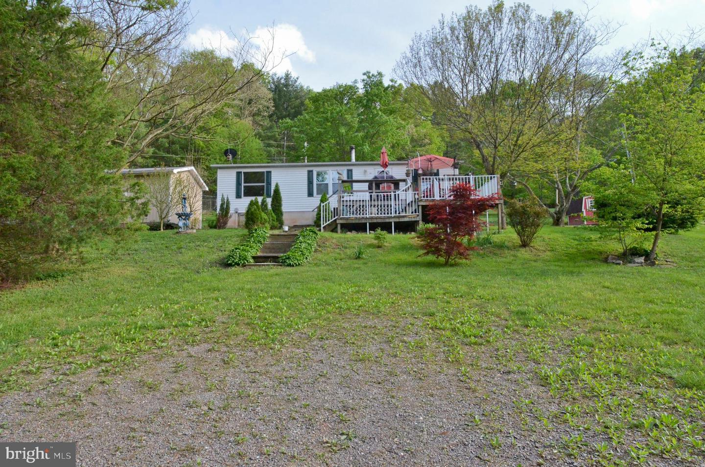 Single Family for Sale at 118 Starlight Ln Berkeley Springs, West Virginia 25411 United States