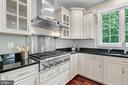 Custom Kitchen - 3557 EARLY WOODLAND PL, FAIRFAX