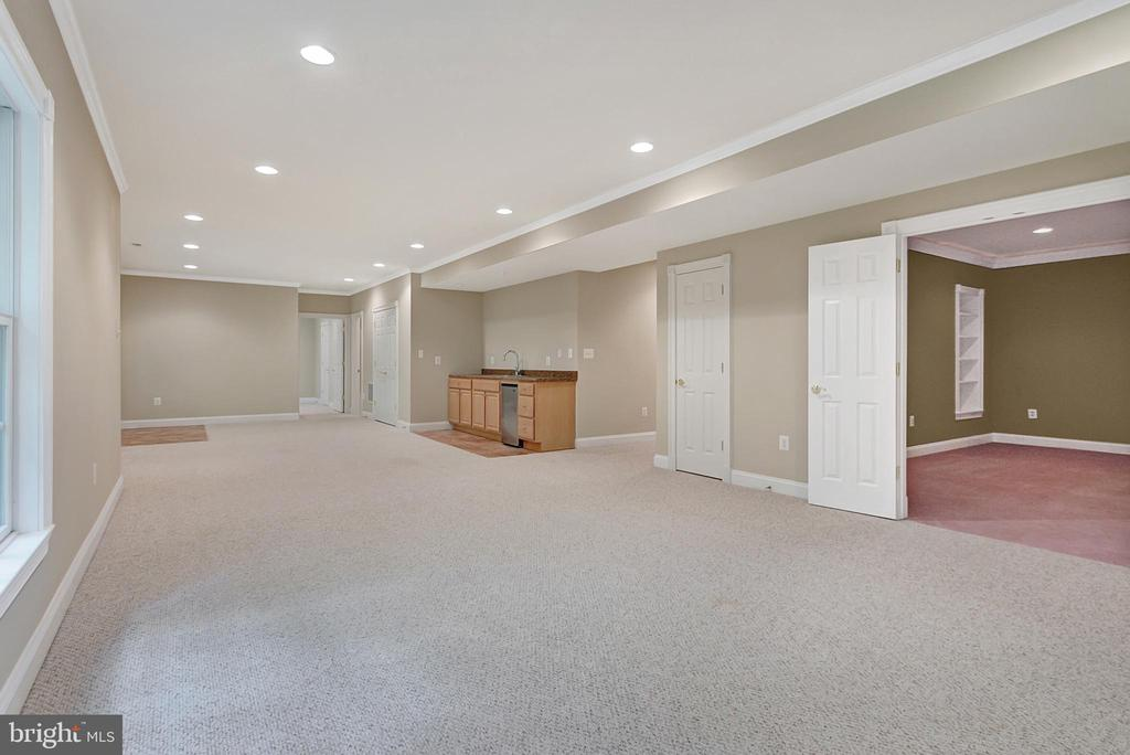 Rec. Room - 3557 EARLY WOODLAND PL, FAIRFAX