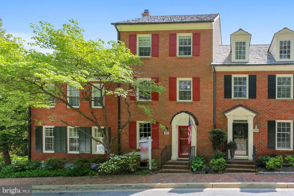 102  KENT SQUARE ROAD, one of homes for sale in Gaithersburg