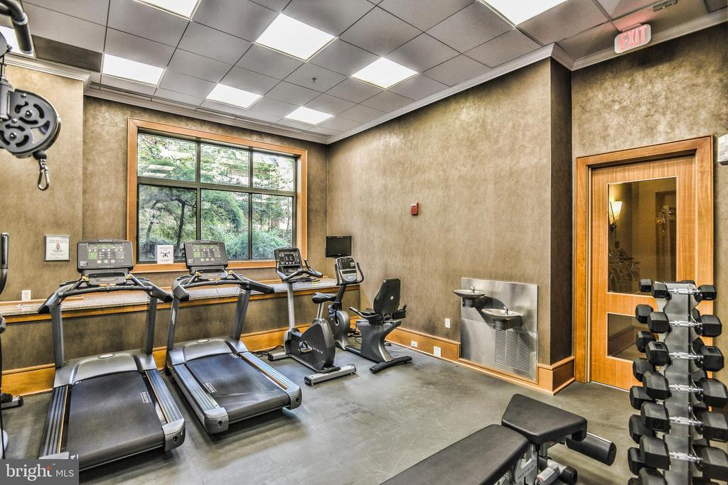Fitness Center - 3625 10TH ST N #308, ARLINGTON