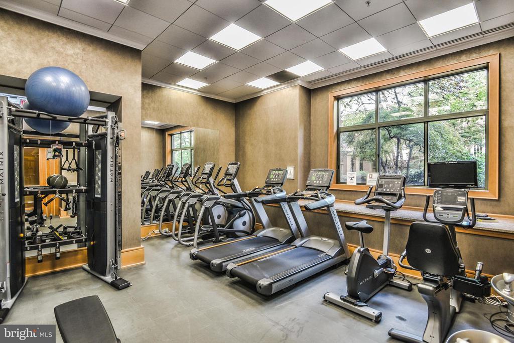 Fitness Center - 3625 10TH ST N #308, ARLINGTON