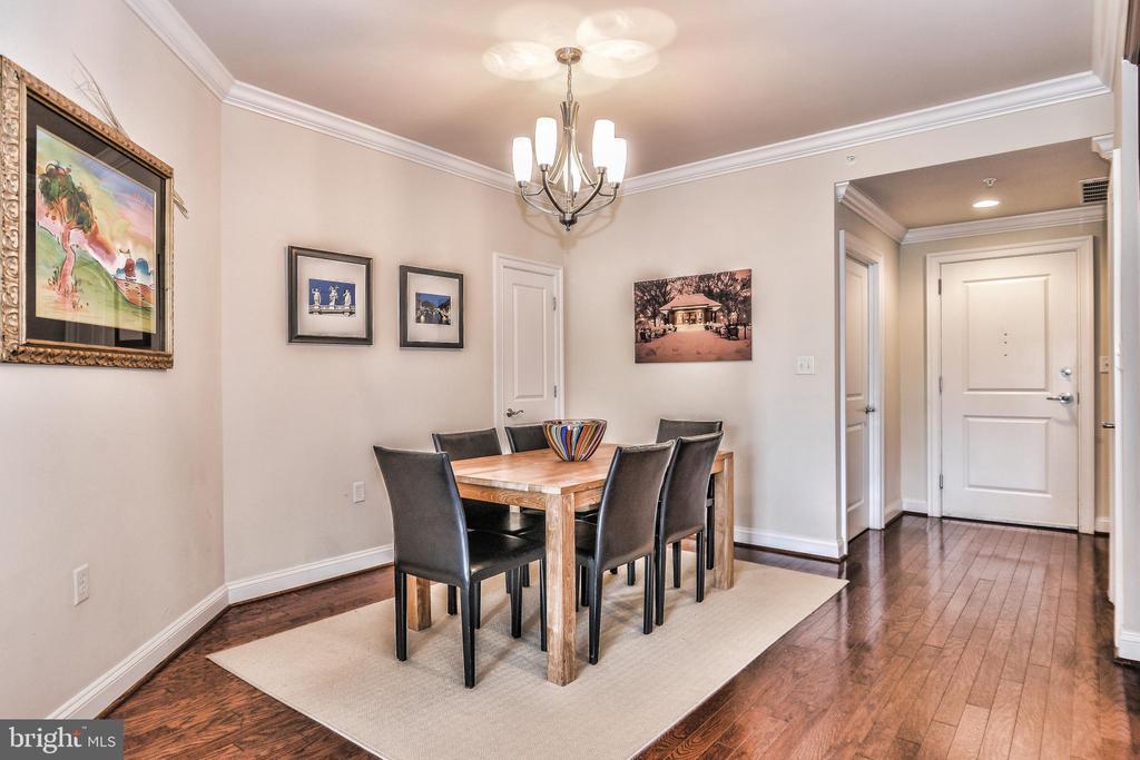 Dining Room - 3625 10TH ST N #308, ARLINGTON