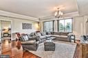 Living Room - 3625 10TH ST N #308, ARLINGTON
