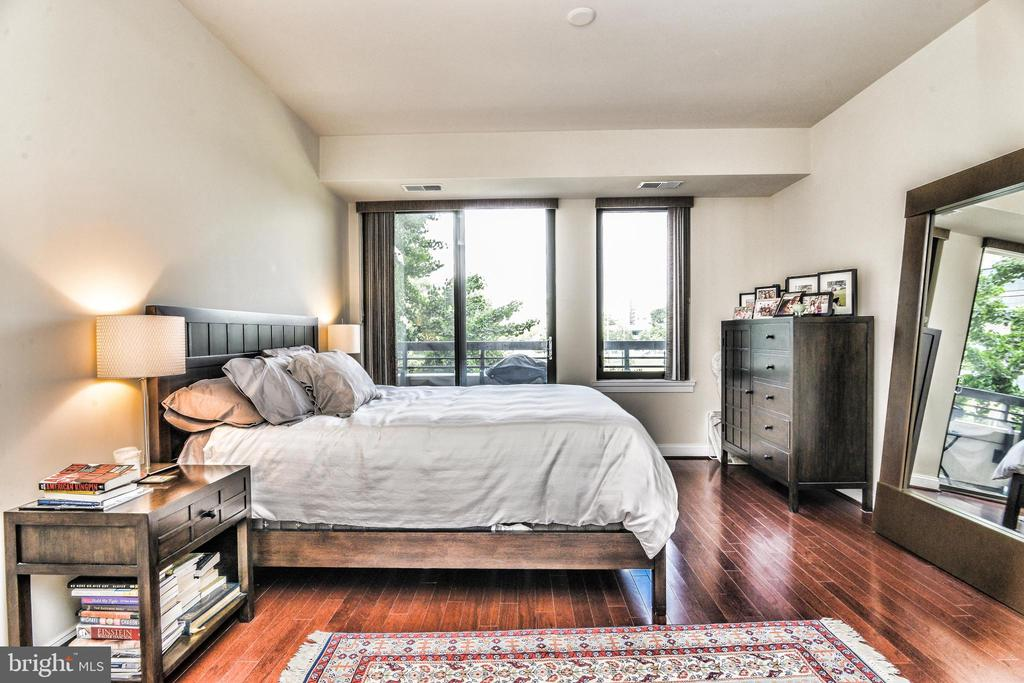 Master Bedroom - 3625 10TH ST N #308, ARLINGTON