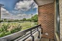 Private Balcony - 3625 10TH ST N #308, ARLINGTON