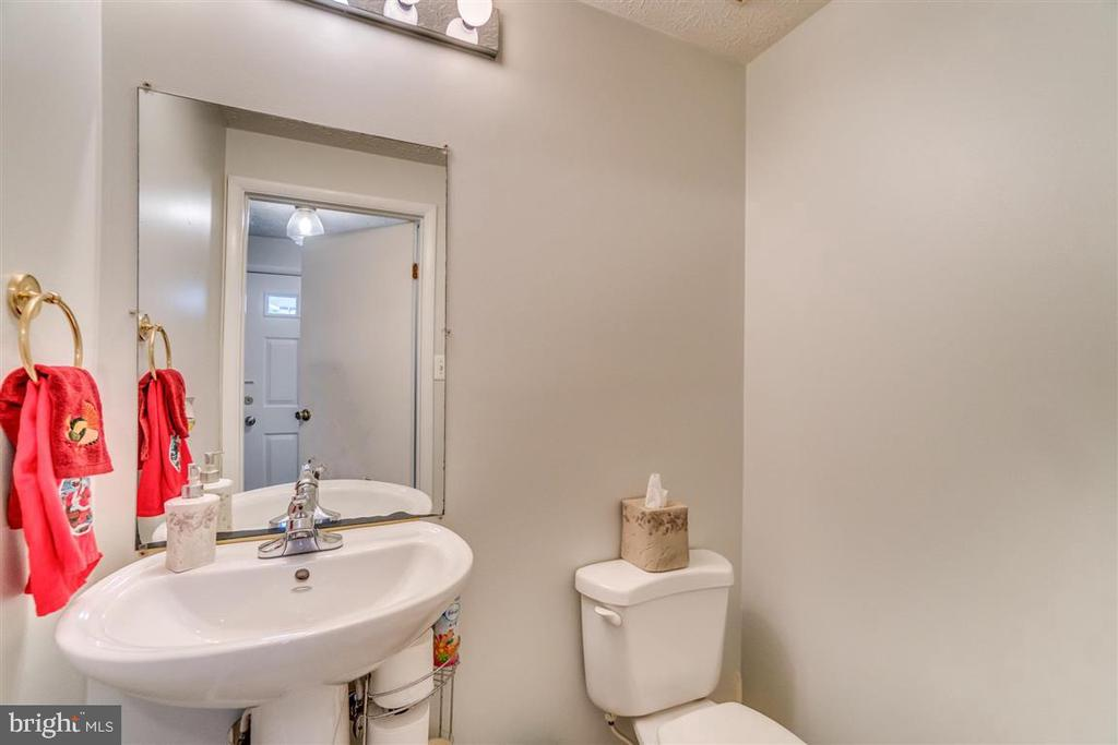 Half Bathroom (Basement) - 7926 TYSON OAKS CIR, VIENNA