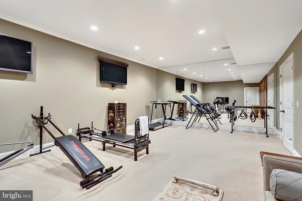 Exercise Room - 12410 COVE LN, HUME