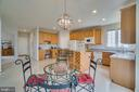 Eat in kitchen - 24763 PRAIRIE GRASS DR, ALDIE