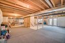Unfinished Basement - Tons of potential - 24763 PRAIRIE GRASS DR, ALDIE