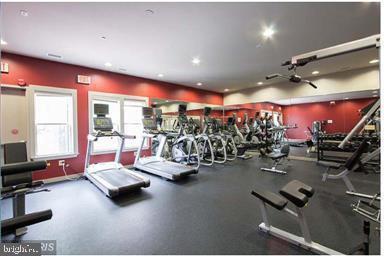 ParcReston gym - 1714 ABERCROMBY CT #B, RESTON