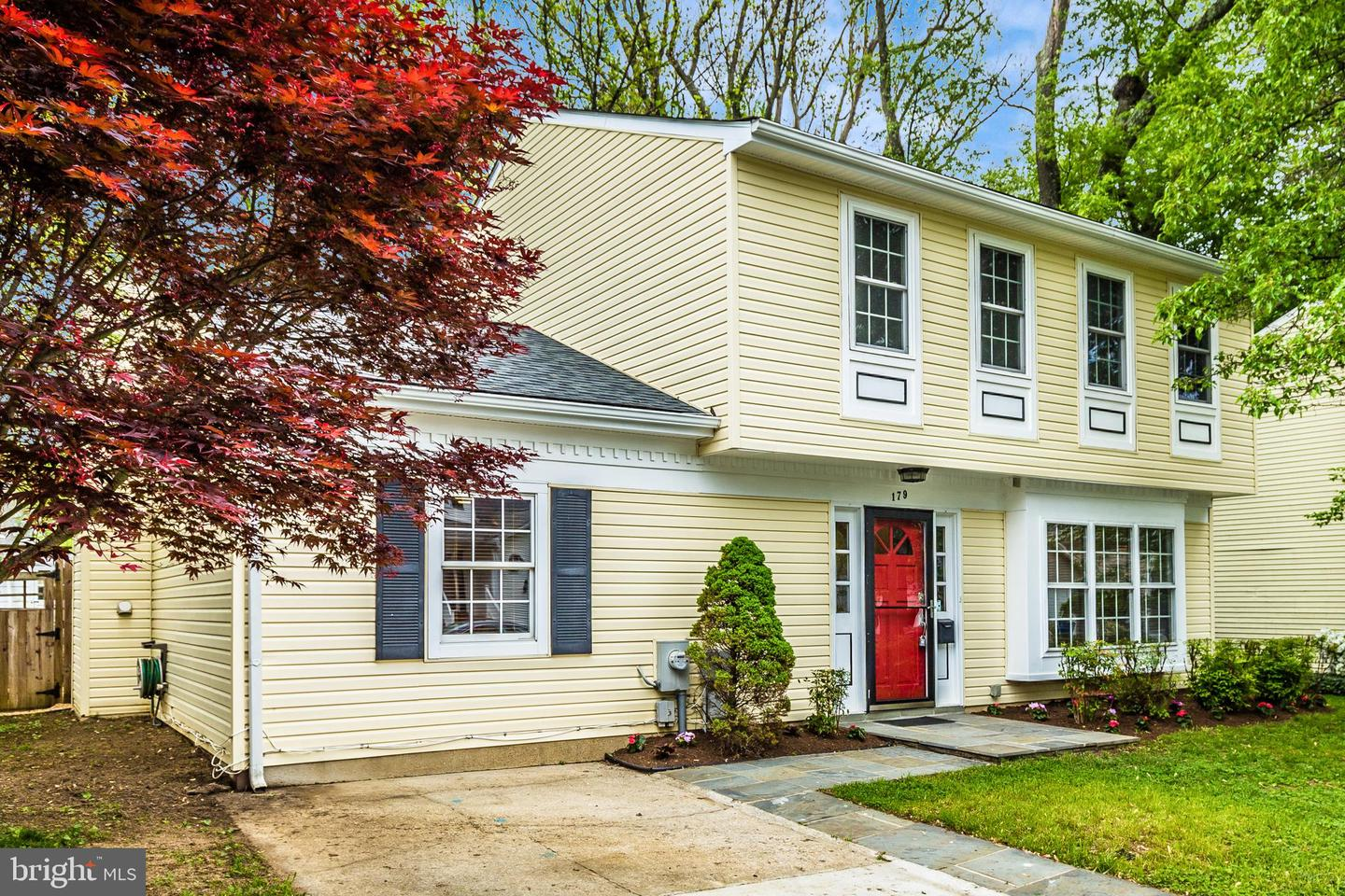 Single Family for Sale at 179 S Southwood Ave Annapolis, Maryland 21401 United States