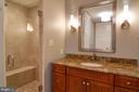 Bathroom - 5211 CARLTON ST, BETHESDA