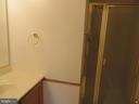 MASTER BATHROOM - 6009-E MERSEY OAKS WAY #4E, ALEXANDRIA