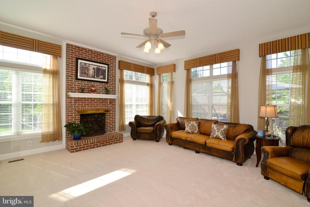 WOOD BURNING FPL & BRAND NEW CARPET AND PAINT - 708 SEATON CT SE, LEESBURG