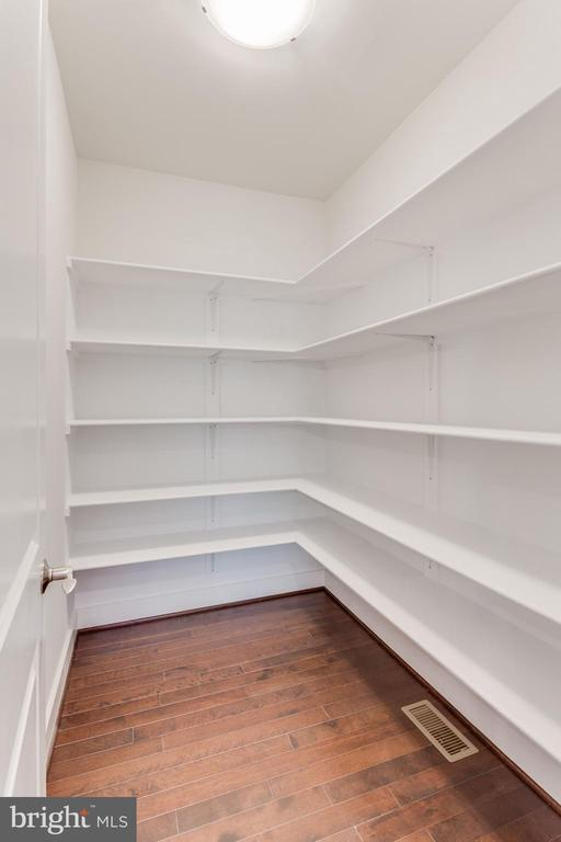 Walk-in pantry - 102 TAPAWINGO RD SW, VIENNA