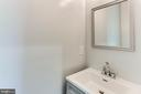 1/2 bath - 5420 9TH RD N, ARLINGTON