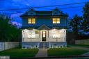 Night time exterior - 5420 9TH RD N, ARLINGTON