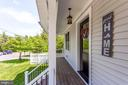 Front Deck - 5420 9TH RD N, ARLINGTON