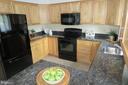 Granite Counters - 5802 NICHOLSON LN #2-L02, ROCKVILLE