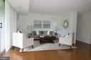 Living Room View 2 - 5802 NICHOLSON LN #2-L02, ROCKVILLE
