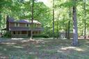 4.85 acres. Walk through the woods to Abel Lake! - 21 CARDINAL DR, FREDERICKSBURG